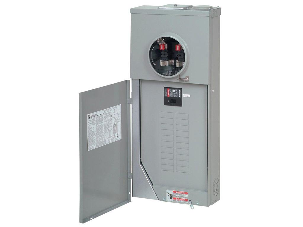 Residential Meter Panel