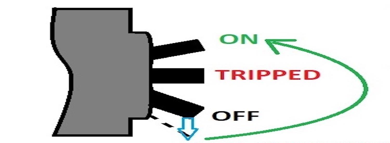 faulty wiring - tripped breakers