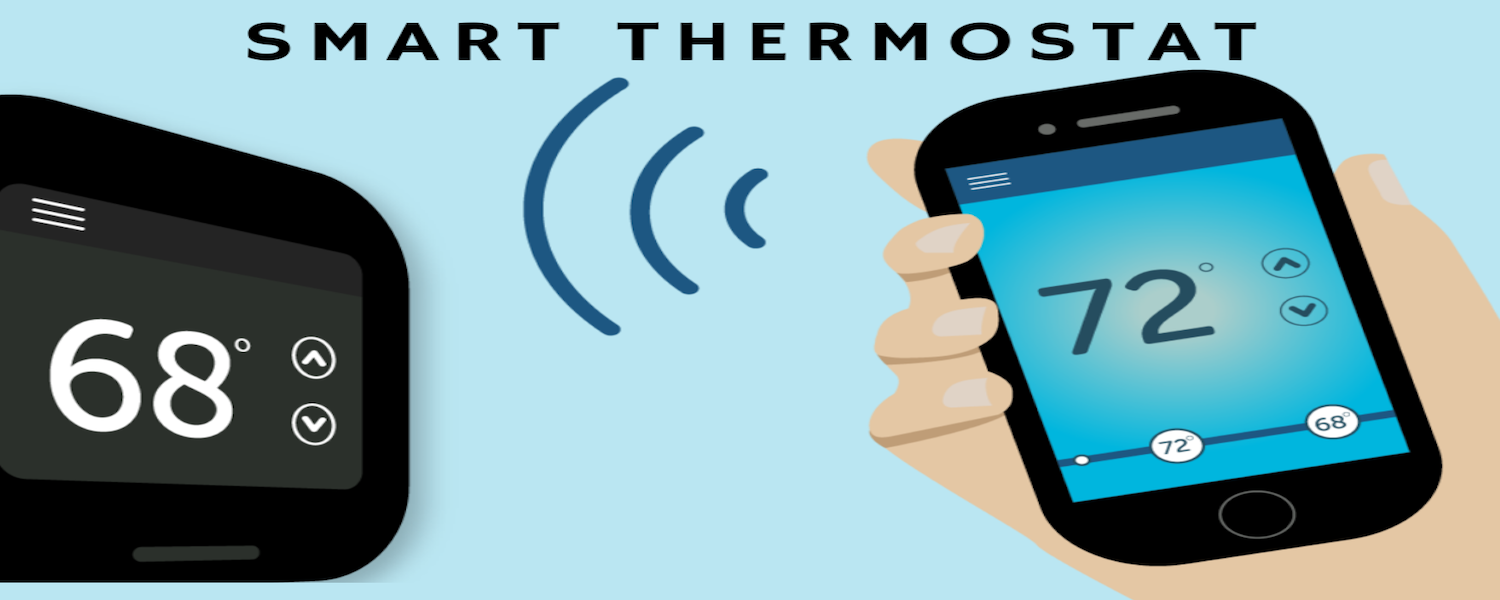 smart home ideas - thermostat