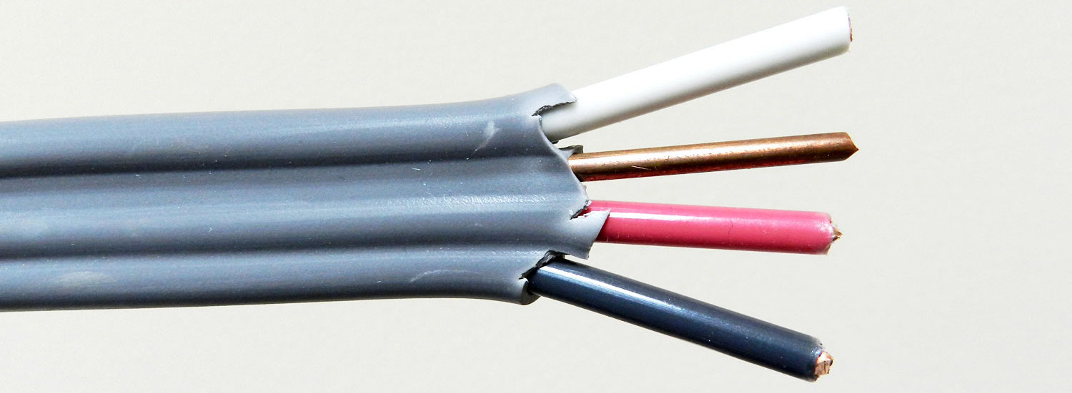 types of electrical wiring - feeder cable