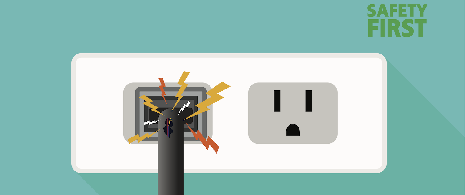 common electrical hazards at home