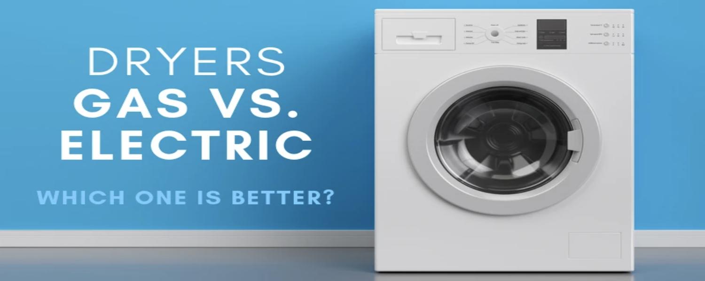 gas vs electric dryer