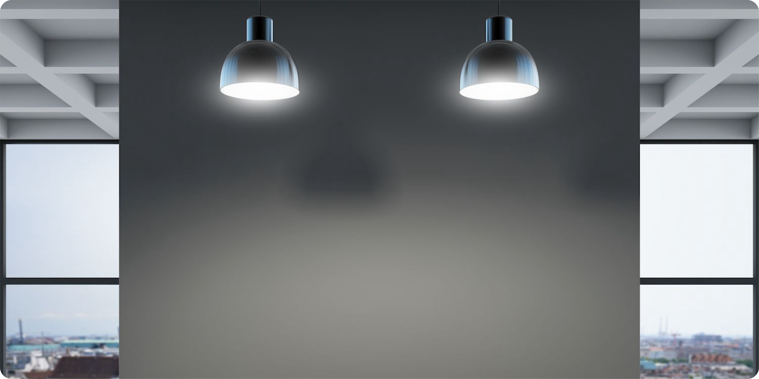 accent commercial lighting