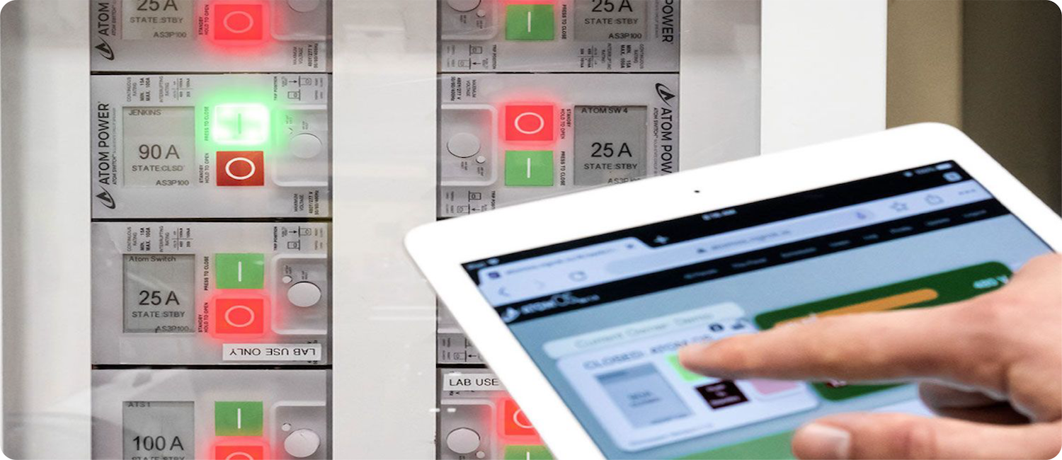 digital breakers for commercial electrical panel
