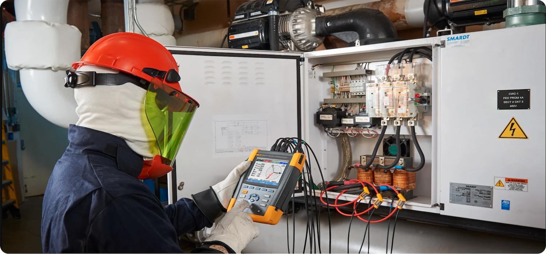electrical wiring setup