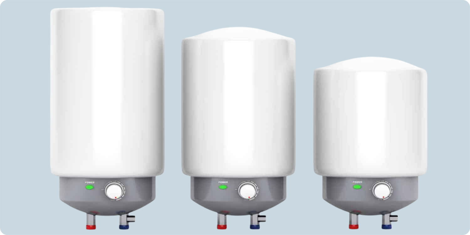 gas vs electric water heater options