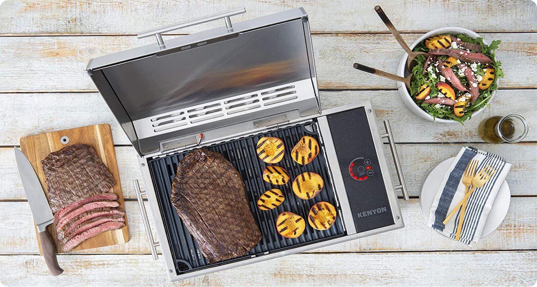 Kenyon electric grill
