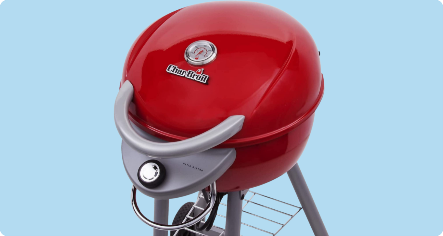 char broil electric grill