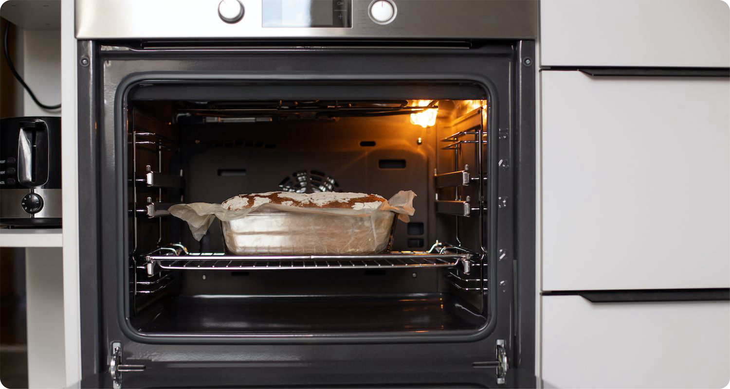 gas vs electric stove for baking