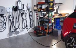 best ev charging station