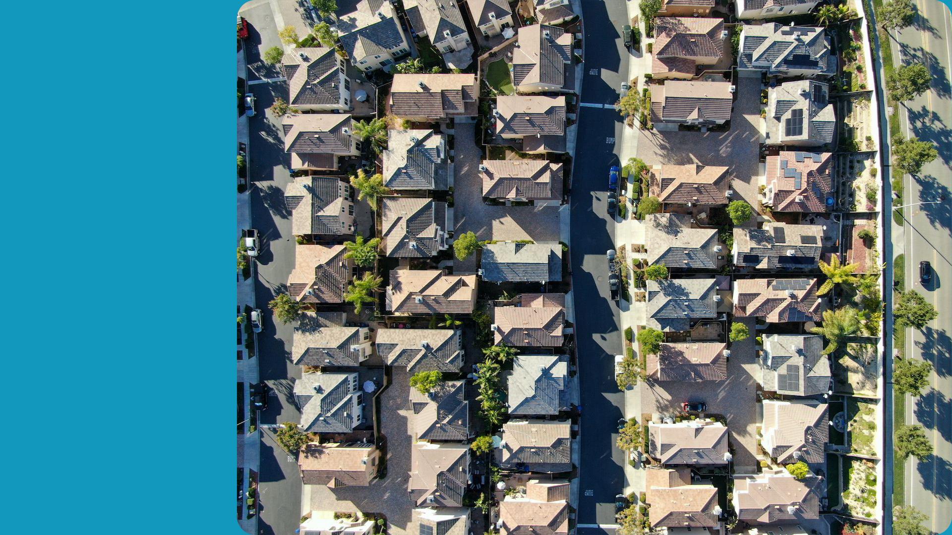 hoa residential complex